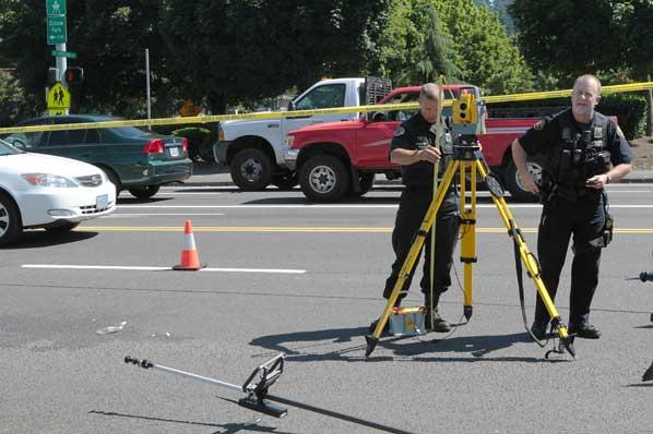 Total Station in Action
